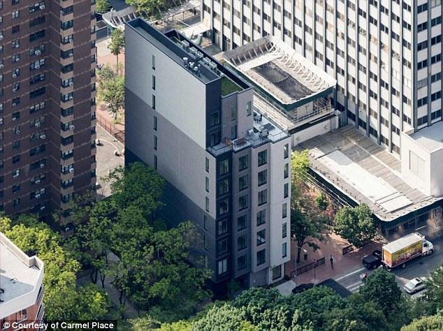 Chung cư căn hộ diện tích nhỏ thịnh hành ở Mỹ