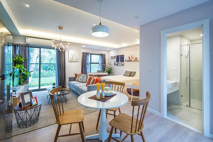 Căn hộ Studico, diện tích siêu nhỏ với không gian sống tiện nghi và hiện đại ngày càng phổ biến ở các đô thị lớn Việt Nam