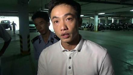 Ông Nguyễn Quốc Cường (Cường đô la) cho biết sẽ bồi thường cho các chủ xe bị chôn vùi.