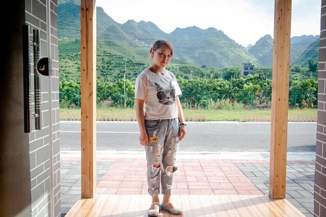 """'Pan Guofen """"Tôi từng rất cô đơn khi lớn lên thiếu vắng tình thương của cha mẹ"""". Ảnh: Bloomberg.'"""