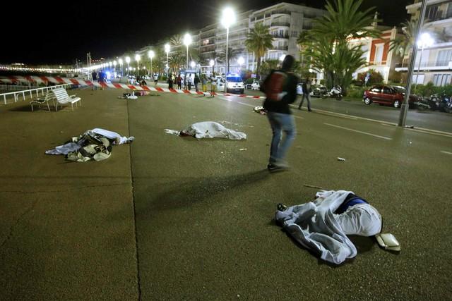 Hình ảnh hiện trường (Ảnh: Reuters)