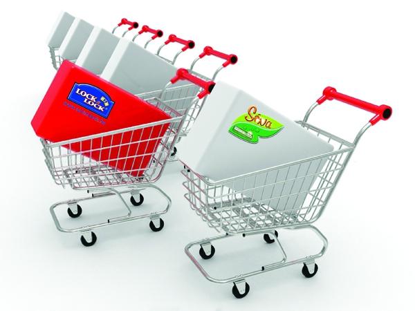 """Đại gia nhựa gia dụng Việt """"mải chơi"""", thị trường về tay Lock&Lock"""