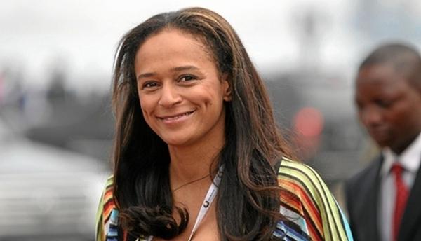 Nữ tỷ phú đầu tiên của châu Phi là con gái tổng thống