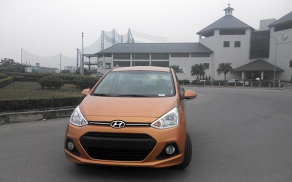 Điểm mặt 5 dòng xe hơi bán chạy nhất Việt Nam tháng 1/2014