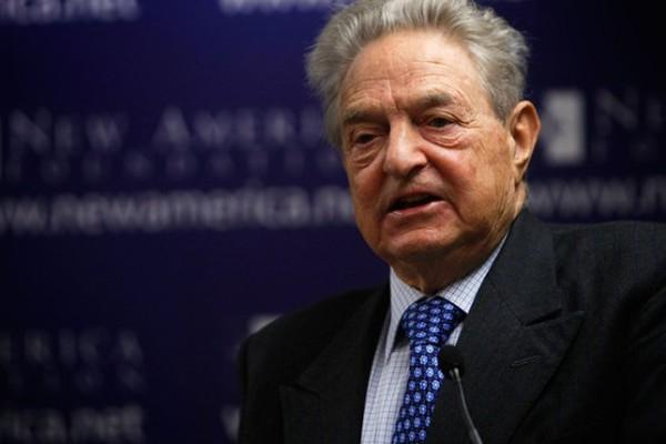 George Soros – Huyền thoại đầu cơ