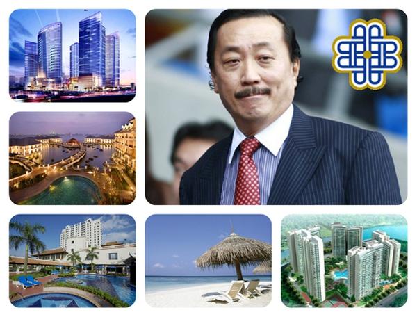"""Đại gia """"bí hiểm"""" sở hữu Khách sạn Sheraton Hà Nội & Intercontinental Hanoi Westlake là ai?"""