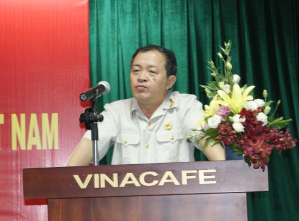 Chủ tịch Tổng công ty cà phê Việt Nam rời ghế ở Vinacafe Biên Hòa