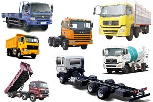 [Hồ sơ] Thị trường xe tải Việt Nam: Nhập khẩu xe Trung Quốc tăng trưởng mạnh