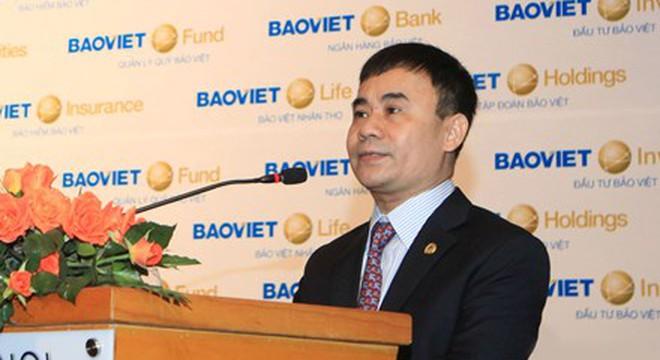 Cựu TGĐ bị khởi tố sát ngày ĐH cổ đông, sếp Bảo Việt nói gì?