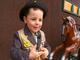 Nhóc tỳ 4 tuổi được bầu làm thị trưởng ở Mỹ