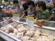 Gà đẻ loại thải Hàn Quốc tái xuất trong siêu thị, nhà hàng, quán phở