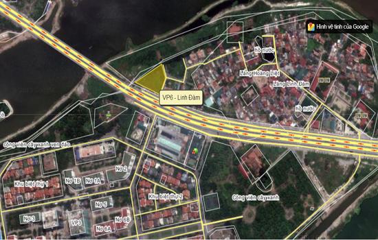 Cập nhật tiến độ hàng loạt dự án khu vực Linh Đàm (15)