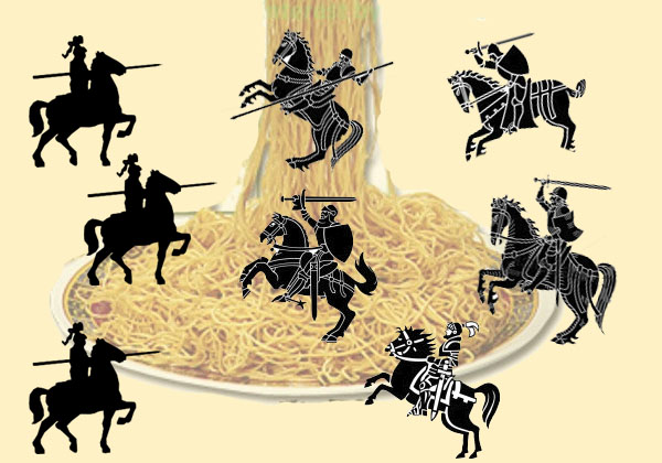 'Vua' bánh kẹo Kinh Đô 'đi bán' mì ăn liền: Trâu chậm cần phải làm gì?