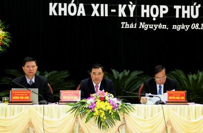 Chủ tọa phiên họp