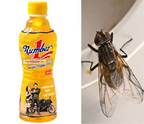 Tân Hiệp Phát miến phí ruồi trong các sản phẩm