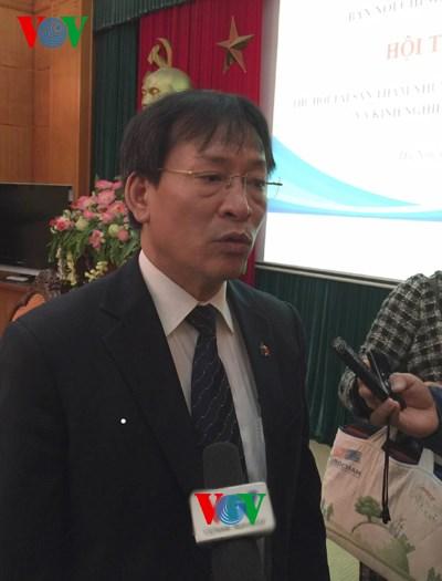 Ông Phạm Anh Tuấn - Phó trưởng Ban Nội chính Trung ương