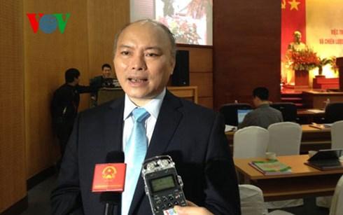 Ông Vũ Đăng Minh, Vụ trưởng Vụ Công tác thanh niên, Bộ Nội vụ
