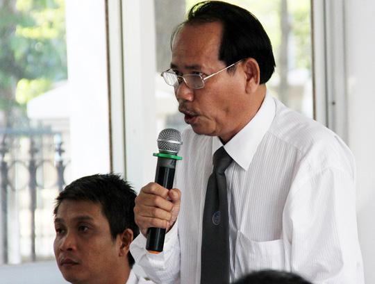Luật sư Trường Thành cho rằng việc kháng nghị của VKSND tỉnh Sóc Trăng là không đúng thẩm quyền