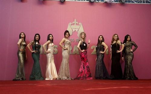 Top 8 của Miss Iraq 2015