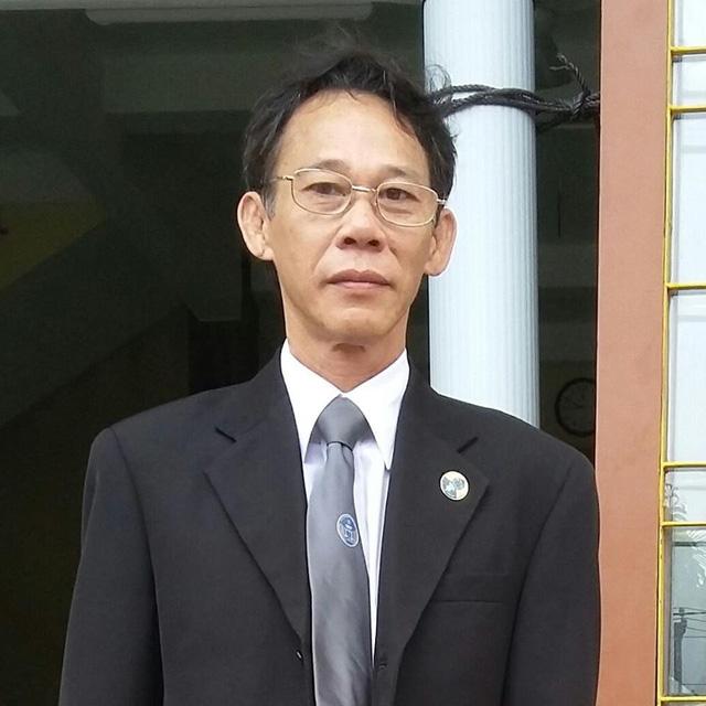 LS Phạm Công Út – Trưởng VP LS Phạm Nghiêm (Đoàn LS Tp.HCM) – người có kinh nghiệm 20 năm trong vai trò thẩm phán.