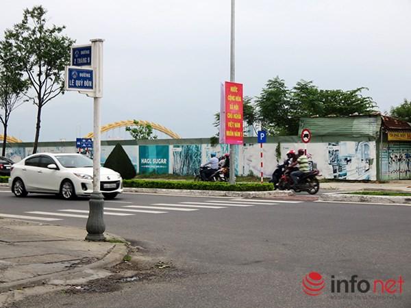 Khu phức hợp đường 2/9 của HAGL nằm ở vị trí hết sức đắc địa giữa trung tâm TP Đà Nẵng