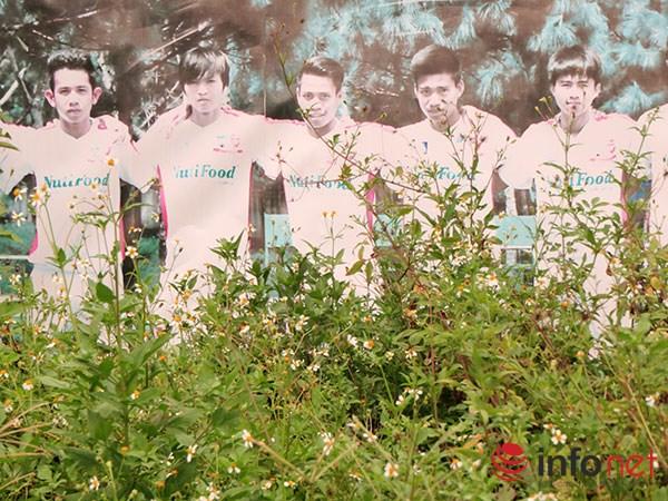 NutiFood trên ngực áo các cầu thủHọc viện bóng đá HAGL - Arsenal – JMG?
