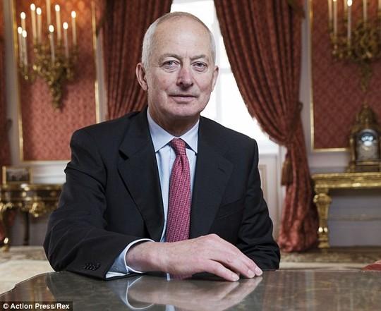 Super-rich: Lichtensteins Prince Hans-Adam II is Europes richest royal with a fortune of £4.9bn