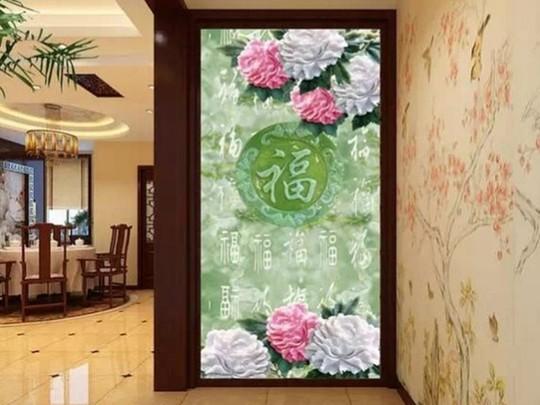 据传,徐才厚爱玉成痴,605平米的豪宅中到处可见精雕玉琢的装饰品。
