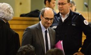 Eric Woerth - trợ thủ của cựu Tổng thống Pháp Nicolas Sarkozy Ảnh: EPA