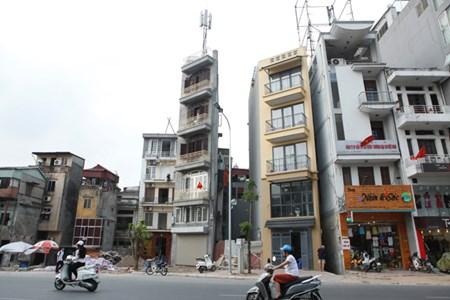 Chum anh: Nhung can nha be nhu… tram ATM giua Thu do
