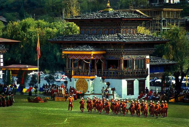 Môn thể thao quốc gia của Bhutan là bắn cung.