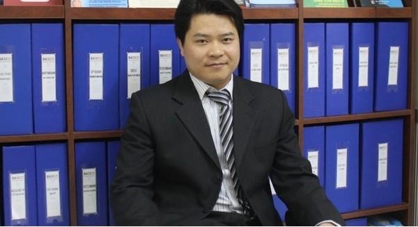 Luật sư Trần Minh Hải - Giám đốc điều hành công ty luật Basico.