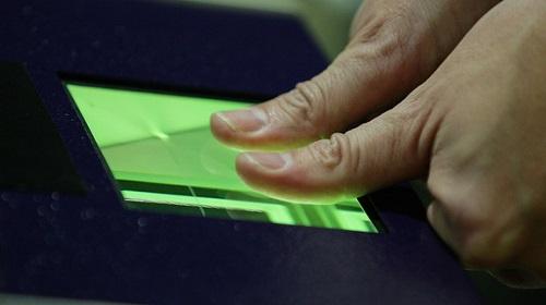 Thanh toán bằng dấu vân tay đã được Nhật Bản đưa vào sử dụng vào mùa hè tới. Ảnh:Iamyouth.
