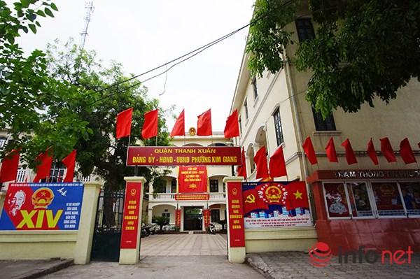 Mặc dù là phường mới nhưng mô hình chuẩn bị cho công tác bầu cử đã được ông Vũ Cao Minh - Bí thư Quận uỷ, Chủ tịch HĐND quận Thanh Xuân đánh giá cao trong buổi đi kiểm tra công tác tổ chức bầu cử vào sáng nay (21/5).