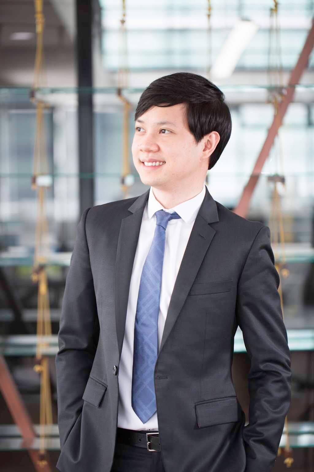 Ông chủ 8X Nguyễn Trung Tín
