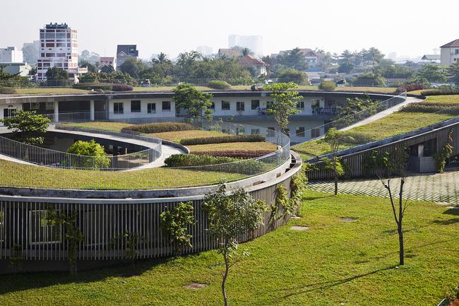 Công trình này đã đạt giải thưởng RIBA, lọt top 30 công trình đẹp nhất thế giới.