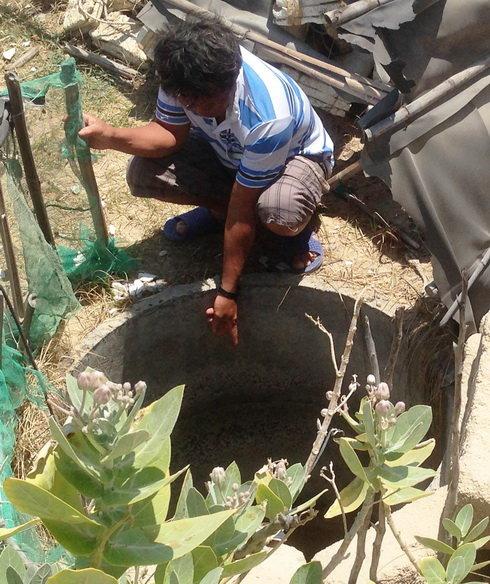 Người dân địa phương và thợ rà phế liệu đều không tin có 4.000 tấn vàng tại xã Phước Thể - Ảnh: NG.NAM
