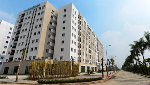 NƠXH BamBoo Garden (Hoài Đức, Hà Nội) đã xây xong cũng đành ngậm ngùi vì khách không được vay gói 30.000 tỷ đồng.