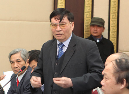 Ông Nguyễn Văn Thanh hoàn toàn ủng hộ chuyện minh bạch thu phí tại cao tốc Pháp Vân - Cầu Giẽ