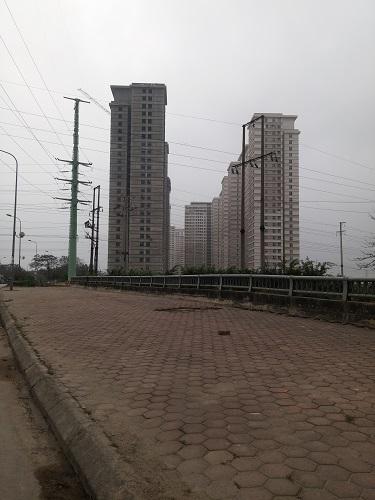Hiện tại 3 tòa H, J, K tại dự án này đã được Nam Cương chuyển nhượng cho đơn vị thứ cấp là Ceninvest từ năm 2014.