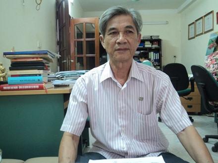 Chủ tịch HHVT Hà Nội Bùi Danh Liên