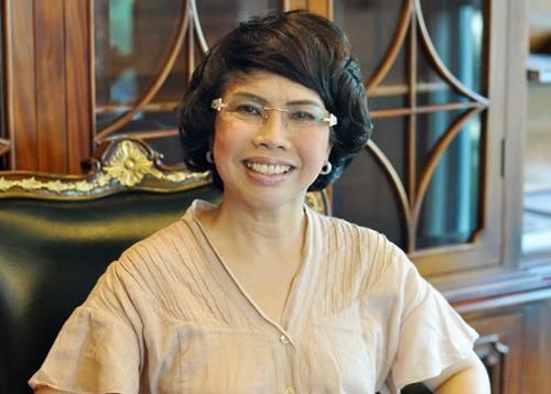 Bà Thái Hương - Chủ tịch TH Milk