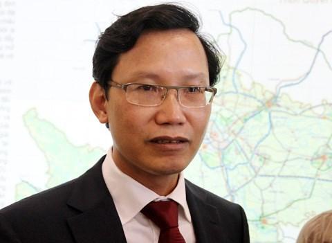Thứ trưởng Nguyễn Đình Toàn