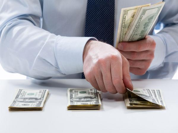 Khoảng 90% đồng đôla Mỹ có dấu tích của cocain. Thực tế đã chứng minh như vậy.