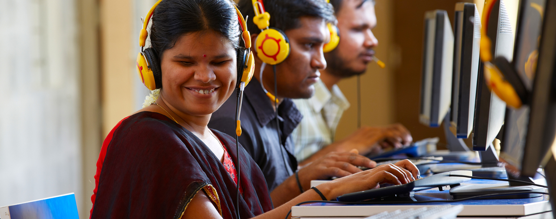 Ấn Độ là quốc gia có số lượng người khiếm thị nhiều nhất thế giới. Ảnh: Hiệp hội khiếm thị Ấn Độ.