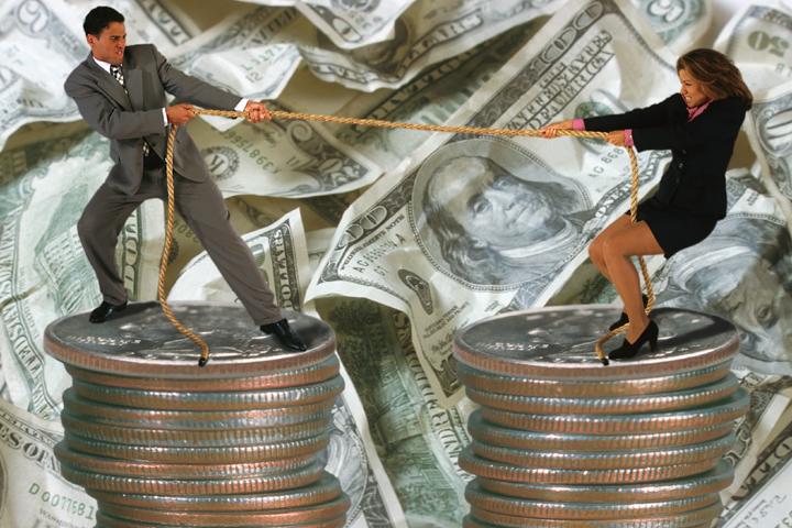 Bạn có biết, tranh cãi về tiền bạc là lý do ly hôn hàng đầu? Thật tiếc, tiền đóng một vai trò quan trọng như thế đấy.
