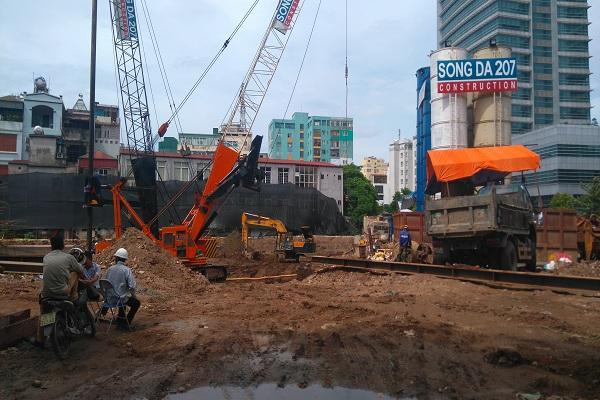 Chủ đầu tư chưa công bố bất cứ thông tin gì về giá bán tại Hanoi Aqua Central.
