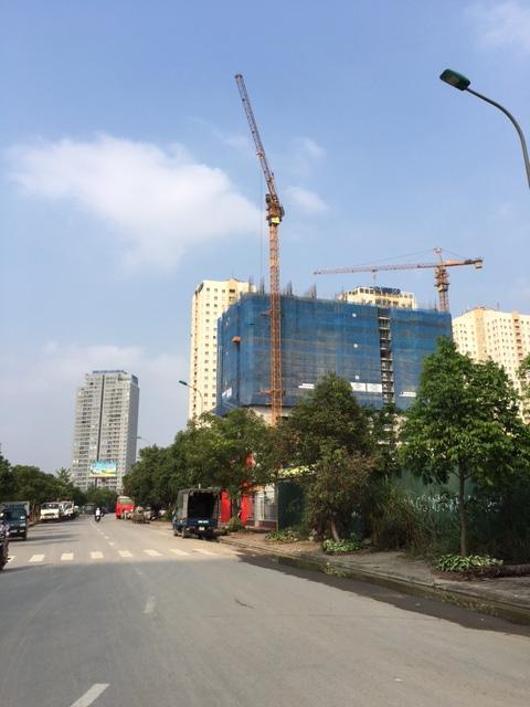 Chung cư CT4 Vimeco được hút người mua bởi khu vực dự án có hạ tầng tốt, dịch vụ và tiện ích hoàn thiện