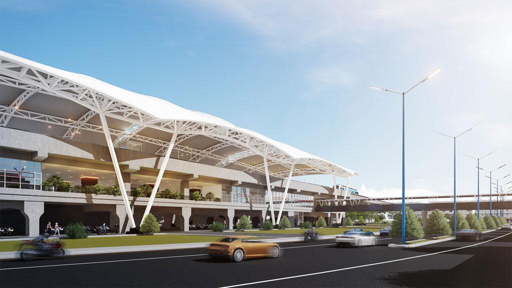 Theo Ban quản lý đường sắt đô thị TP HCM, ngày 17/12, liên danh nhà thầu Nhật Bản và Việt Nam bắt đầu triển khai thi công ga Metro Tân Cảng. Đây là một trong số 11 nhà ga trên cao của gói thầu số 2 xây dựng tuyến metro trên cao từ nhà máy Ba Son (Q.1) vế Suối Tiên dài 17,1km.