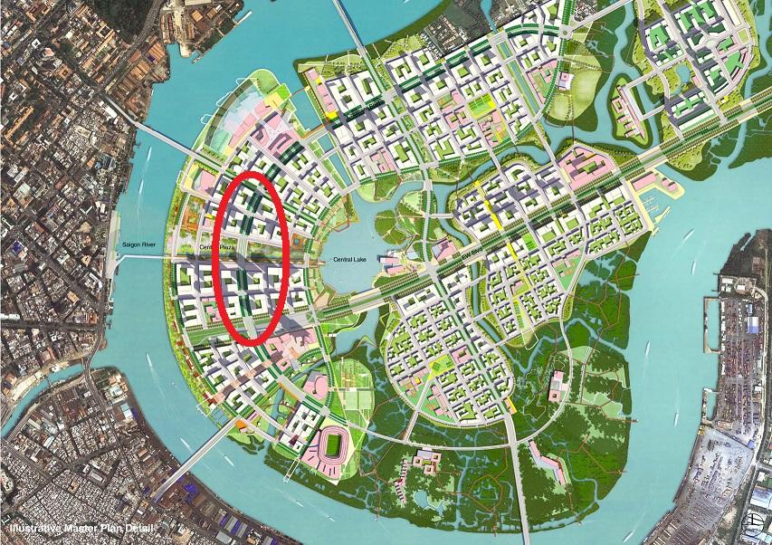 Quy hoạch chi tiết Thủ Thiêm và đoạn Đại lộ vòng cung sẽ diễn ra nơi diễu binh. Bố trí không gian 2 bên đại lộ Vòng cung phải đáp ứng không gian dự kiến bố trí các lễ đài, khán đài lắp ghép (quy mô khoảng từ 4.000 đến 6.000 người).